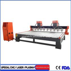 10 Heads Wood Furniture CNC Engraving Cutting Machine 2500*2200mm
