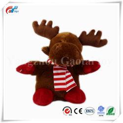 Taille Mini 10cm de Rennes en peluche animal en peluche de jouets de Noël doux