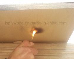 100% ホルムアルデヒドフリーメラミン積層板耐火合板