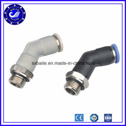 45度PVC速いCpnnect水押しの付属品