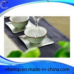 Vassoio Unico Per Tè In Metallo All'Ingrosso