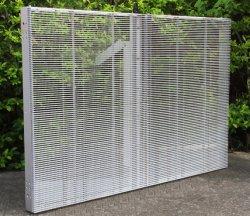 Hohe Helligkeit Indoor transparente LED-Bildschirme für Glaswand/Schaufenster/4s Speichern