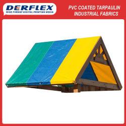 500D カラー PVC コーティングポリエステルファブリック