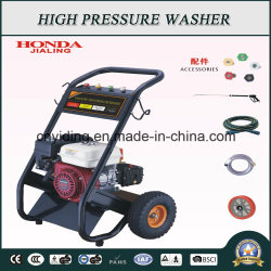150бар бензин легких потребителя давления машины для очистки (HPW Honda-QL505H)