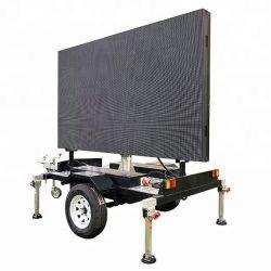 Automobile/camion/rimorchio esterni del tabellone per le affissioni di P6/P8/P10 LED che fa pubblicità al segno dello schermo di visualizzazione del LED