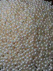 Half-Drilled Akoya perles
