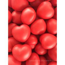 Großhandels-PU-Schaumgummi-Pressung-Spielzeug-Valentinsgruß-Inner-förderndes Druck-Kugel-Spielzeug
