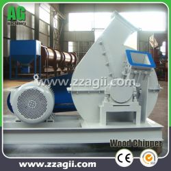 China Industrial Electric Shredder Small Wood Chipper Machine Te Koop