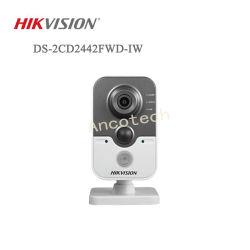 Hikvision 4MP ИК-Cube безопасности мини-видеонаблюдения CCTV камеры в сети цифрового видео (DS-2CD2442FWD-IW)