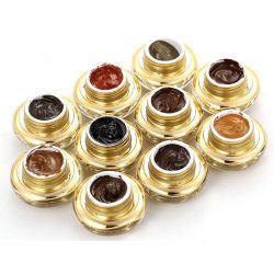 Hochwertige Microblading Tätowierung-Pigment-Paste für Augenbraue-Permanenten-Verfassung