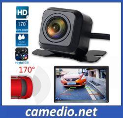 OEM universel Mini auto voiture véhicule étanche /(CMOS/capteur CCD de la caméra en option)