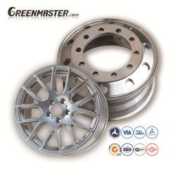 Réplica al por mayor de la fábrica de automóviles de turismo 4X4 SUV, Camioneta ruedas llantas de aleación de aluminio forjado, Autobús Remolque de Tractor de ruedas de acero de ATV