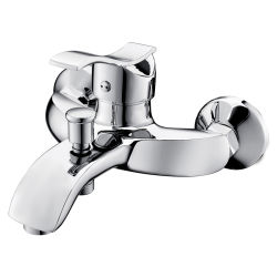 Luolin baño ducha grifo mezclador de latón de bañera de hidromasaje ducha grifo ducha combinada de boquilla, 301-10