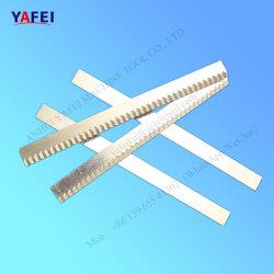 Forma Vertical de la Junta de relleno de las cuchillas dentadas para maquinaria de empaque