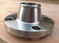 L'acciaio inossidabile ha forgiato la flangia del collo della saldatura per DIN/JIS/ANSI B16.5/En1092-1/BS4504