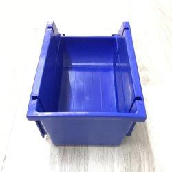 Bandeja de plástico caliente la caja de piezas Cajón de plástico bandeja de sistema de almacenamiento de piezas de almacén