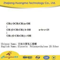 [Algemeen Product] Polyoxyethylene 25 van de Glycerine Ether