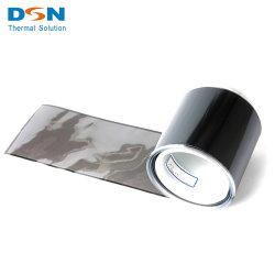 Eyga091202dm même matériau DSN5017 20um feuille de graphite synthétique souple adhésif