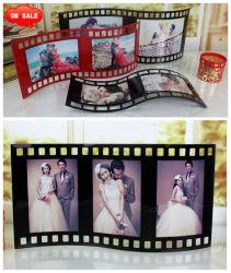 Film plastique acrylique Style strip Photo Frame