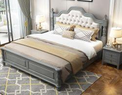 فندق [أمريكن] بسيطة [سليد ووود] أثاث لازم غرفة نوم مجموعة