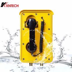 Kntech высокая производительность IP телефон SIP туннеля чрезвычайной ситуации по телефону горячей линии