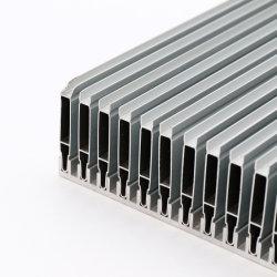 Il dissipatore di calore di alluminio del dissipatore di calore di alluminio elettronico del dissipatore di calore della lega di alluminio, i profili della lega di alluminio, lega di alluminio si è sporto profili, profili di alluminio