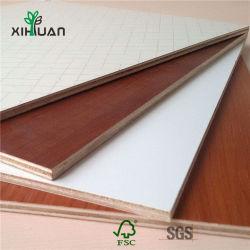 E0/E1 Grade15mm/18mm Melamin-Furnierholz für Möbel