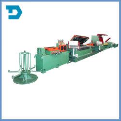 2 tonnes dessin combiné automatique complet de la machine pour l'acier, laiton, cuivre et d'autres métaux