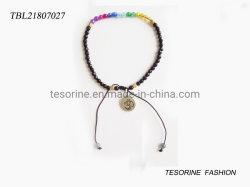 Nouvelle conception de bijoux de mode femmes Bracelet de style du cordon bracelet réglable