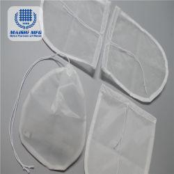 Sacchetto netto tessuto del filtro dal tessuto del poliestere