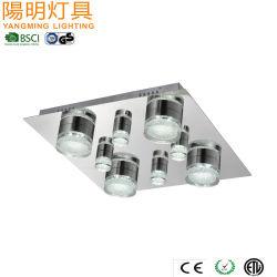 Luftblasen-Kristallspalte-Leuchter-Licht/Oberflächendecken-Montierungs-Licht