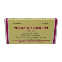 De Injectie van de vitamine B 12