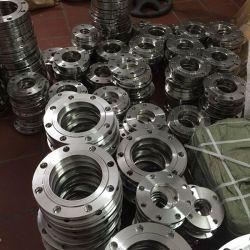 Le système métrique le collier du tuyau industriel fournisseur Adaptateur forgé de forgeage 6 trou de la plaque en acier au carbone Bride DIN