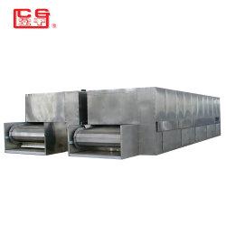 Il carbone di legna continuo di serie di Dw appoggia l'asciugatrice della cinghia della macchina dell'essiccatore della cinghia