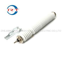 Metalloxid-keramischer Stromstoss-Überspannungsableiter des Plastik-15kv