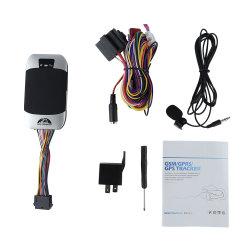México 3G WCDMA/GPS/GSM GPS en tiempo real Moto vehículo Tracker