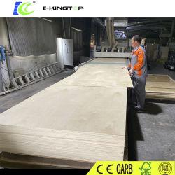 Comercio al por mayor de UV de alto brillo de la Junta contrachapado de abedul muebles Prefinished