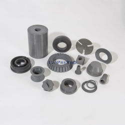 Los componentes de las piezas de cerámica de sinterizado Si3N4 de nitruro de silicio