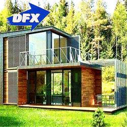 China 20ft/40ft ampliable Flat Pack Portable prefabricados prefabricados Casa Casa Casa contenedor de envío