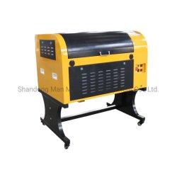 100 W de alta qualidade Engravador Leatherwear cobre pequena máquina de corte a laser