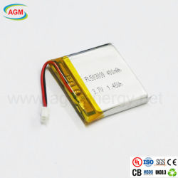 Pl503030 400mAh 3.7V Polymer Lithium Battery voor GPS Tracker