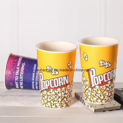De MeeneemEmmer van het Voedsel van het Document van de Popcorn van de manier