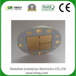 중국에서 LED 지능적인 전자공학을%s 둥근 PCB