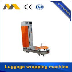 Prix de gros bagages de l'aéroport / hôtel de la machine d'enrubannage Wrapper de bagages