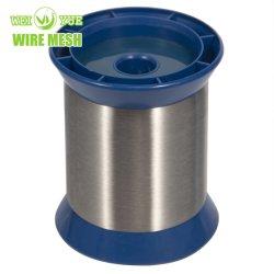 En acier inoxydable pour la filtration de tissu de fils monofilaments
