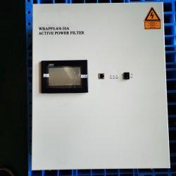 La APF el papel de aluminio SVG 380V 400V 50Hz 3Fase 4Line filtro de armónicos de potencia activa