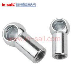 وصلات الشوكة المفصلية الكروية المصنوعة من الفولاذ المقاوم للصدأ Mbo DIN 71805 DIN 71803