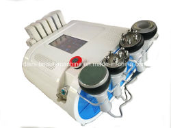 Minceur 40K de la machine portable Cavitation Machine RF avec multipolaire Copy-Copy RF