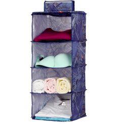 Chambre à coucher la pendaison en armoire pour le stockage de l'organiseur Underware avec tiroir