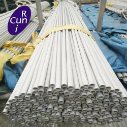O SUS AISI 304 304L 316L rodada sem tubo de inox